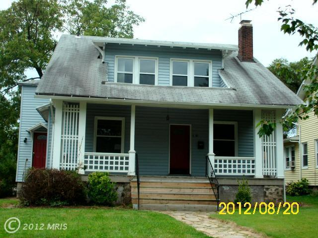 Baltimore city county maryland fsbo homes for sale for Baltimore houses for sale