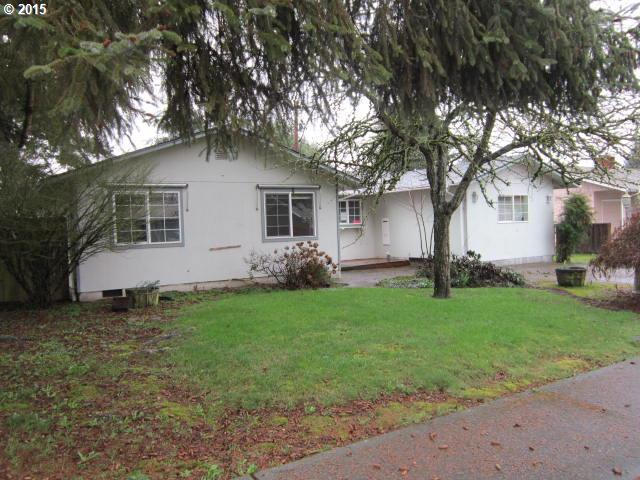 Auction Property Lane County Oregon