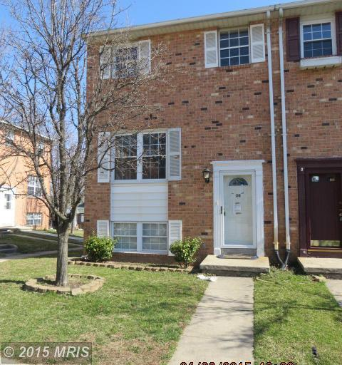 rosedale maryland md for sale by owner maryland fsbo home in rosedale md talister ct